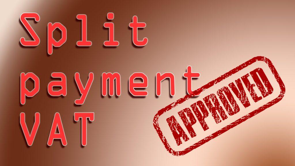 Split payment VAT. Mechanizm podzielnej płatności.